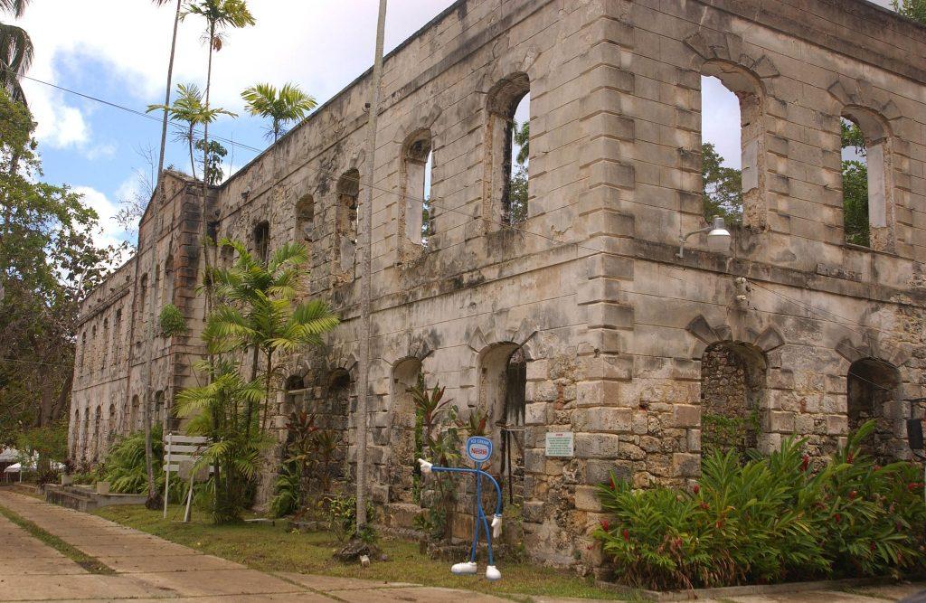 farley hill ruins barbados