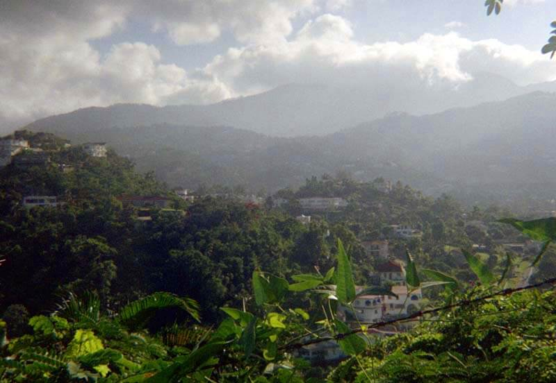 Things to do in Jamaica. Hiking the blue mountains
