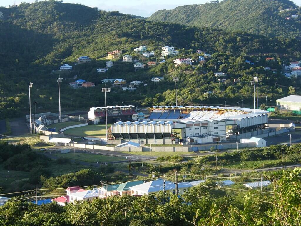 Things to do in St Lucia: Visit Daren Sammy Cricket Ground