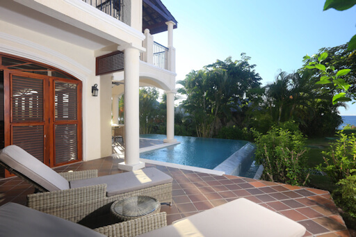 Cap Maison Ocean View Villa Suite with Pool